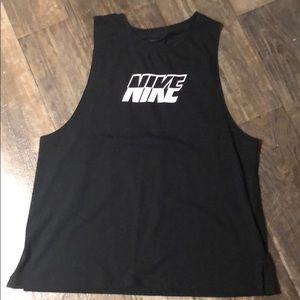 Nike Dri-fit muscle tank.